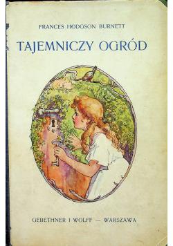 Tajemniczy ogród 1927 r.