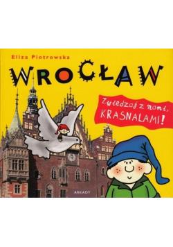 Wrocław Zwiedzaj z nami krasnalami