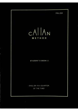 Callan Method Book 2