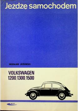 Jeżdżę samochodem Volkswagen 1200 1300 1500