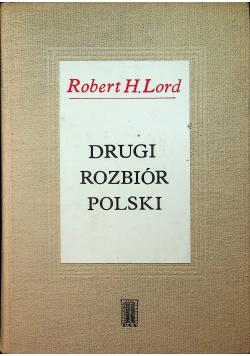 Drugi rozbiór Polski