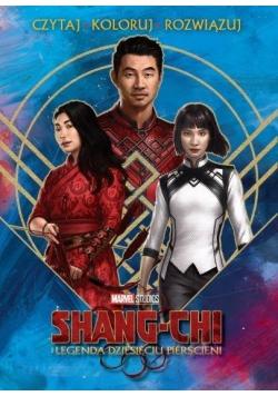 Czytaj rozwiązuj koloruj. Marvel Shang-Chi...