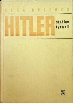 Hitler  stadium tyranii