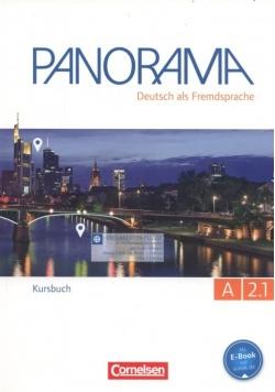 Panorama A 2.1 Kursbuch