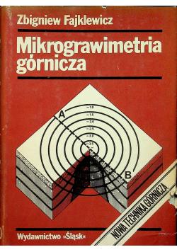 Mikrograwimetria górnicza