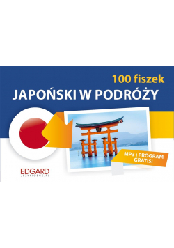 Japoński. W podróży. 100 fiszek