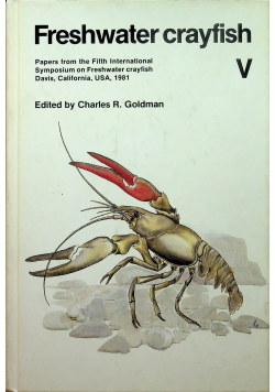 Freshwater crayfish V