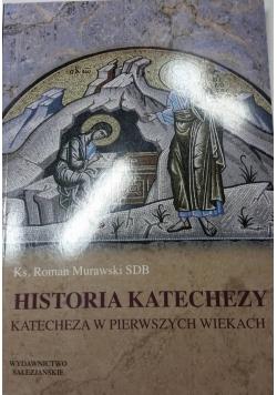 Historia katechezy Katecheza w pierwszych wiekach