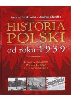 Historia Polski od roku 1939