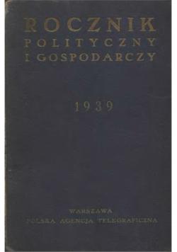 Rocznik polityczny i gospodarczy 1939