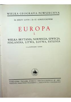 Reprint Europa