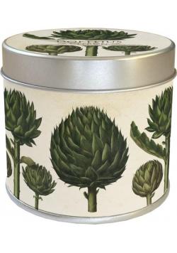 Zapachowa świeczka 163 - karczoch zapach cytrynowy