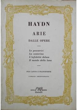 Arie Dalle Opere
