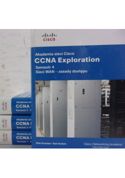 Akademia sieci Cisco CCNA Exploration 4 tomy