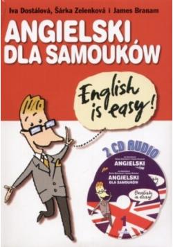 Angielski dla samouków plus płyty CD