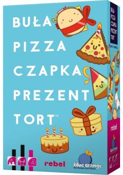 Buła, Pizza, Czapka, Prezent, Tort