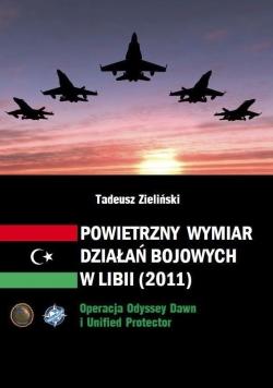 Powietrzny wymiar działań bojowych w Libii  2011