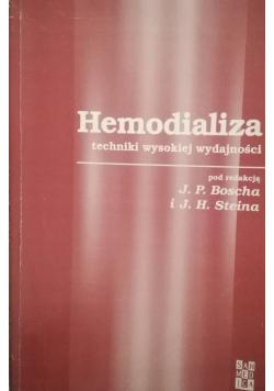 Hemodializa techniki wysokiej wydajności