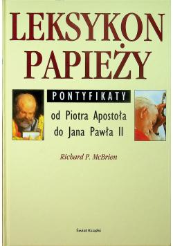 Leksykon papieży
