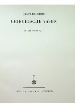 Griechische Vasen