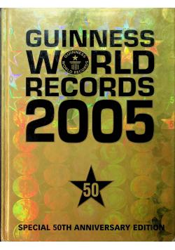 Guinnes world records 2005