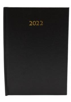 Terminarz 2022 dzienny B6 Divas czarny ARTSEZON