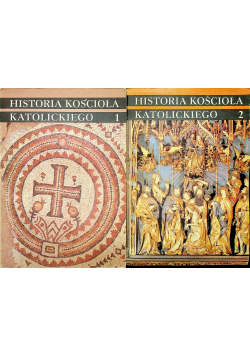 Historia kościoła katolickiego 2 tomy
