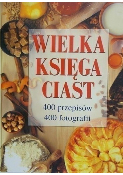 Wielka księga ciast
