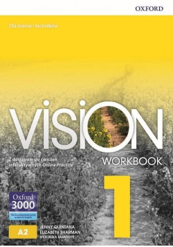 Vision 1 WB + online practice NOWA
