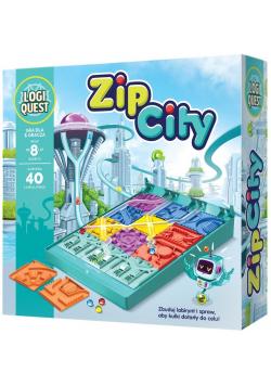 Logiquest: Zip City (edycja polska) REBEL