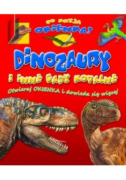 Dinozaury i inne gady kopalne Co kryją okienka