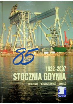 Stocznia Gdynia 1922 2007