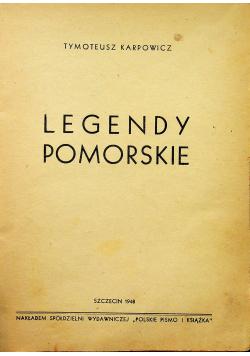 Legendy pomorskie 1948r