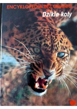 Encyklopedia bez granic Dzikie koty