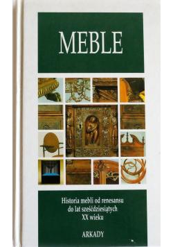 Meble Historia mebli od renesansu do lat sześćdziesiątych XX wieku