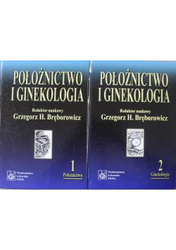 Położnictwo i ginekologia Tom I i II