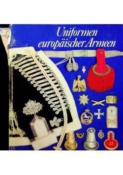 Uniformen europaischer Armen