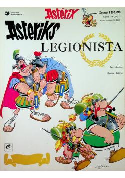 Asteriks Legionista Zeszyt 1