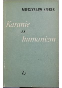 Karanie a humanizm