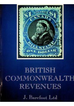 British Commonwealth Revenues