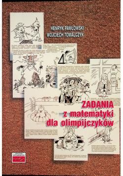 Zadania z matematyki dla olimpijczyków