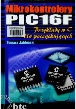 Mikrokontrolery PIC16F