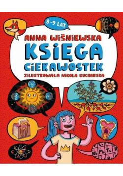 Księga ciekawostek 8-9 lat