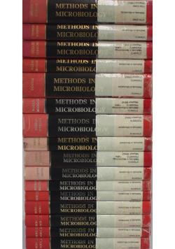 Methods in Microbiology 16 tomów