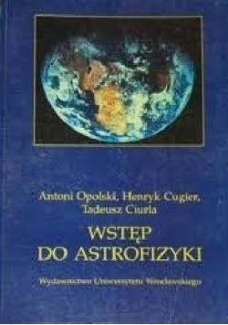Wstęp do astrofizyki