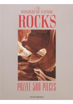 Puzzle 500 Nature Rocks