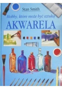 Hobby które może być sztuką Akwarela