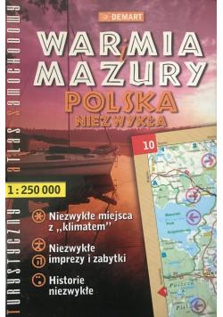 Warmia i Mazury Polska niezwykła