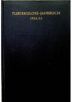 Tuberkulose Jahrbuch 1954 55