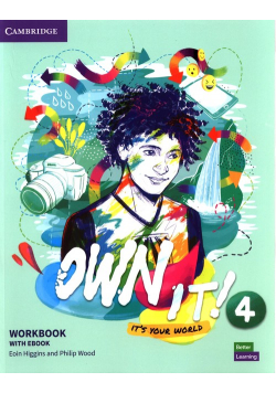 Own It! 4 Workbook with eBook
